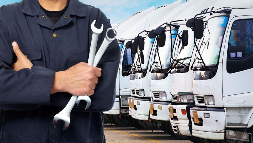 Mobile Truck Machanic