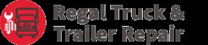 Regal Truck Repair Logo Retina
