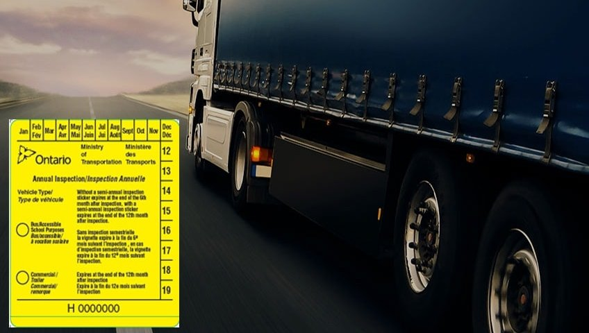 Truck Annual Safety Ontario